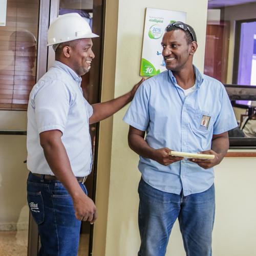 Reconocimiento a nuestros empleados