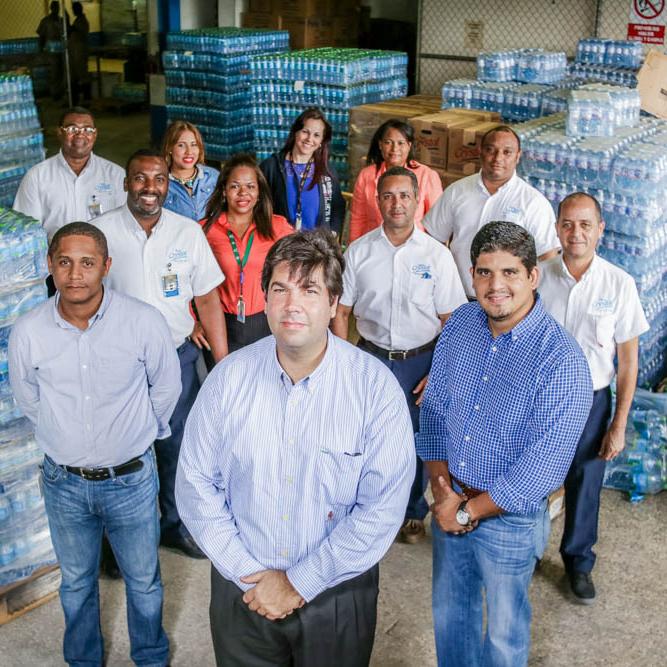 MercaSID con sus empleados