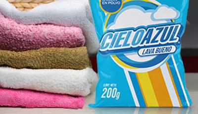 Detergente Cielo Azul