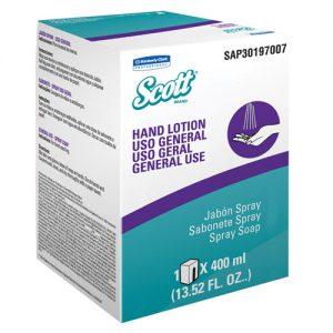 Scott Hand Lotion - Jabón Spray - 400ml
