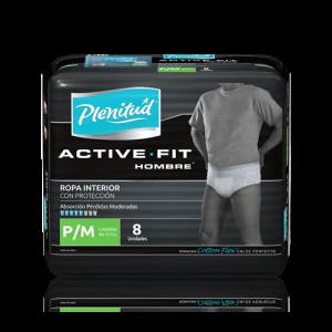 Plenitud Active Fit para Hombre