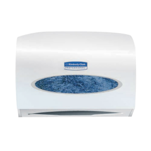 Kimberly-Clark Dispensador de toallas azul Pequeño