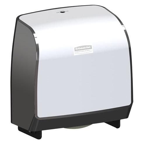 Kimberly-Clark Dispensador de toallas JRT GREY