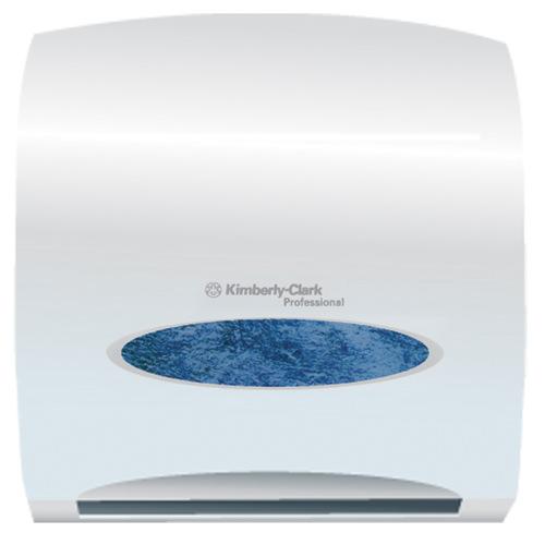 Kimberly-Clark Dispensador de toallas azul grande