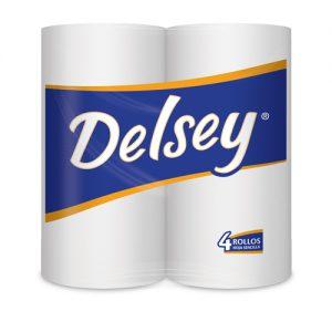 Delsey 4 Rollos