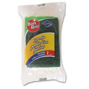 Bon Bril Esponja Doble Uso Junior