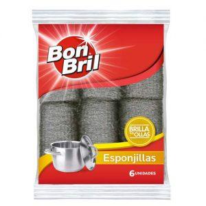Bon Bril Esponjillas x6