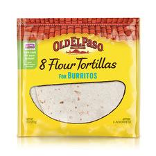 Flour Tortillas For Burritos