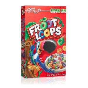 Kellog's Frootloops
