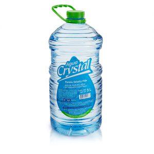 Agua Crystal 5 L