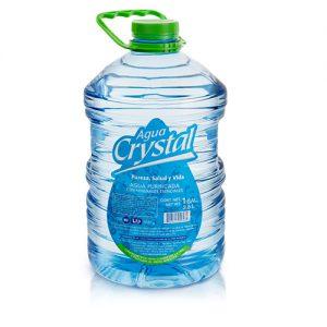 Agua Crystal 1 Galón