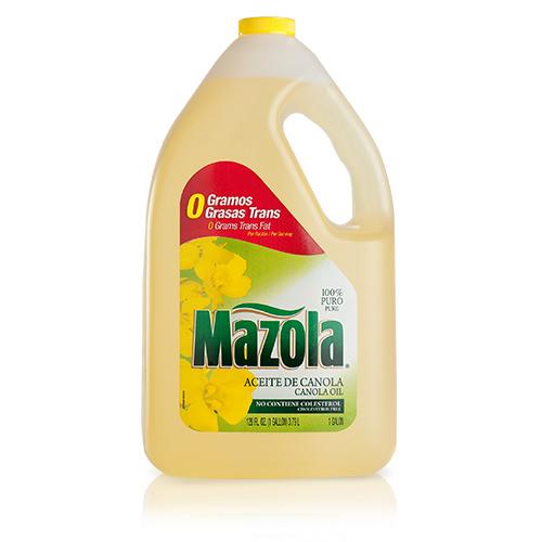 Mazola Canola 1 Galón