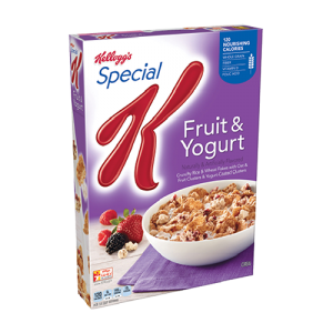 Special K Fruit Yogurt