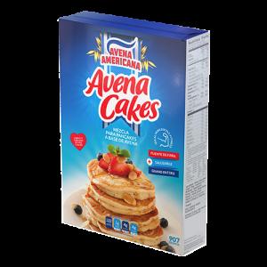 Avena Americana Avena Cakes