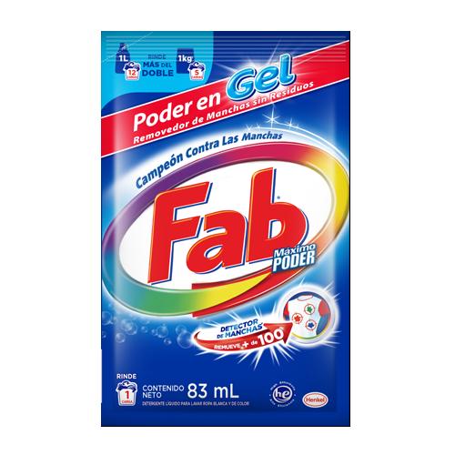 Fab Sachet 83ml