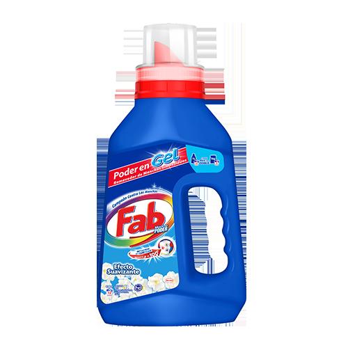 Fab Efecto Suavizante 1 Litro