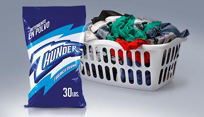 Detergente Thunder