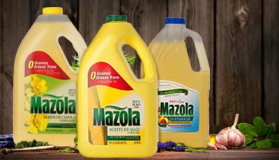 Aceites Mazola
