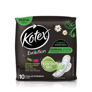 Kotex Normal Maxi 10