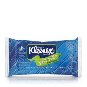 Kleenex Splash'n Go