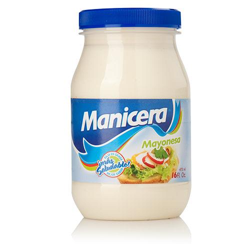 Mayonesas Manicera 16 oz