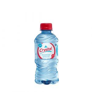 Crystal 10 OZ Botella PET
